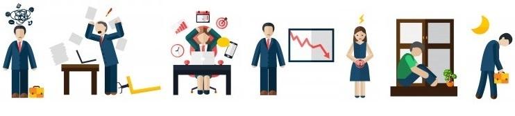 ストレスを緩和するバイオレゾナンス波動療法