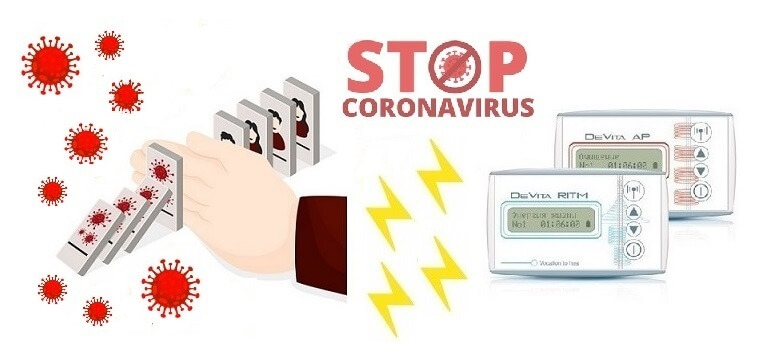 波動療法で新型コロナウィルス対策